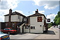 TQ6349 : Prince of Wales, High St, Hadlow by Nigel Chadwick