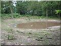 SJ7964 : Ephemeral pond by Seo Mise