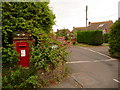 SY4792 : Bothenhampton: postbox № DT6 88, Bowhayes by Chris Downer