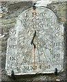 SX1268 : Sundial on the church, Cardinham by Humphrey Bolton