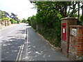 SY4691 : Bridport: postbox № DT6 83, West Bay Road by Chris Downer