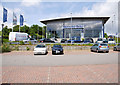 SX4959 : Car Showroom, Derriford by Pierre Terre