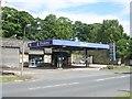 SE0838 : Petrol Filling Station - Harden Road by Betty Longbottom