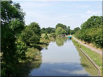 ST9361 : Kennet and Avon Canal, Seend by Maigheach-gheal