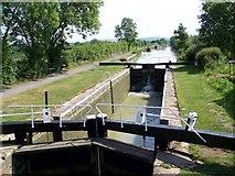 ST9361 : Kennet and Avon Canal, Seend by Maigheach-gheal