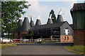 TQ6345 : Tatlingbury Oast, Five Oak Green Road, Five Oak Green, Kent by Oast House Archive