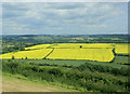 ST6065 : 2009 : South east from Maes Knoll by Maurice Pullin
