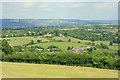 ST6065 : 2009 : East from Maes Knoll by Maurice Pullin
