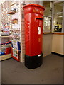 SZ1191 : Boscombe: postbox № BH1 399, inside the post office by Chris Downer