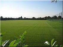 TL1802 : London Colney: Arsenal FC training ground by Nigel Cox