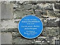 Photo of John Stansfeld blue plaque