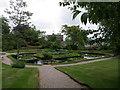 SX4268 : Cotehele  Upper  Garden by Martin Dawes