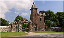 R6619 : Castle Oliver Gatehouse by Mike Searle