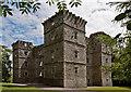 R3801 : Castles of Munster: Kanturk, Cork by Mike Searle