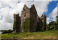 W6751 : Castles of Munster: Mountlong, Cork (2) by Mike Searle