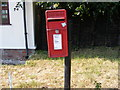 TM3268 : Postbox The Street, Badingham by Adrian Cable