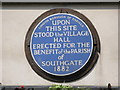 Photo of Blue plaque number 6480