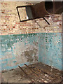 TM3294 : Interior of derelict building by Evelyn Simak