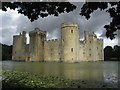 TQ7825 : Bodiam Castle by Chris Allen