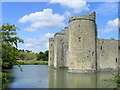 TQ7825 : Bodiam Castle by PAUL FARMER