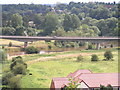 SO7192 : River Severn view, Bridgnorth by kevin skidmore