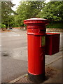 SZ0690 : Branksome: postbox № BH13 83, Tower Road by Chris Downer