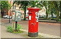 J3372 : Drop box and pillar box, Belfast by Albert Bridge