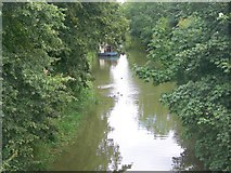 SU1461 : Kennet and Avon Canal, Wilcot by Miss Steel