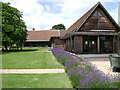 SP1386 : Visitor centre, Blakesley Hall, Yardley, Birmingham by Robin Stott