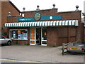 SU8471 : Binfield Chemists Shop by don cload