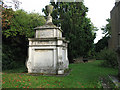 TQ3975 : The Boone tomb in old St Margaret's churchyard by Stephen Craven