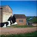 TL5369 : Pumping station, Upware by Ben Harris