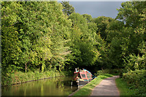 ST7960 : Kennet and Avon Canal, Murhill by Mark Anderson