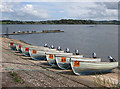 ST5660 : View East, Chew Valley Lake by Pauline E