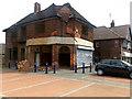 SK5341 : Shop under Refurbishment by David Lally