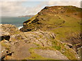 SX0991 : Boscastle: Penally Hill by Chris Downer