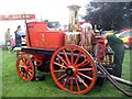 SJ9284 : Steam fire engine (2) by Mike Kirby