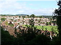 ST5393 : Chepstow Garden City from cycle route 42 by Ruth Sharville