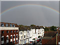 TQ2905 : Rainbow over Hove : Week 35
