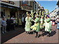 TR0161 : West Street, Faversham, during the Hop Festival by pam fray
