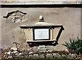 TL3664 : All Saints, Lolworth, Cambridgeshire - Wall monument by John Salmon