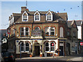 TR1066 : The Duke of Cumberland Hotel, High Street, Whitstable by Oast House Archive