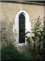 SP8904 : Church Window, Lee, Buckinghamshire by Gerald Massey