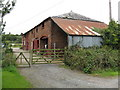SJ7782 : Stables, Parkside Farm by Peter Whatley