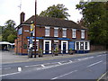 TL7205 : The Blue Lion Public House by Adrian Cable