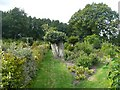 SE3103 : The Union Jack Garden, Wentworth Castle Grounds, Stainborough by Humphrey Bolton