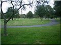 SJ8700 : Danescourt Cemetery, Tettenhall by Richard Law