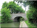 SP9215 : Grand Union Canal Bridge 129, Marsworth by Chris Reynolds