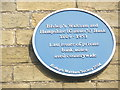 Photo of Blue plaque number 42745