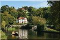 SU9948 : River Wey Near Guildford, Surrey : Week 39